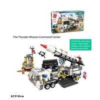 Конструктор BRICK Thunder Mission-The Thunder Mission Command Center 1088деталей.