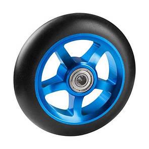 Колесо для трюкового самоката, D=110мм, 5 спиц, алюминий