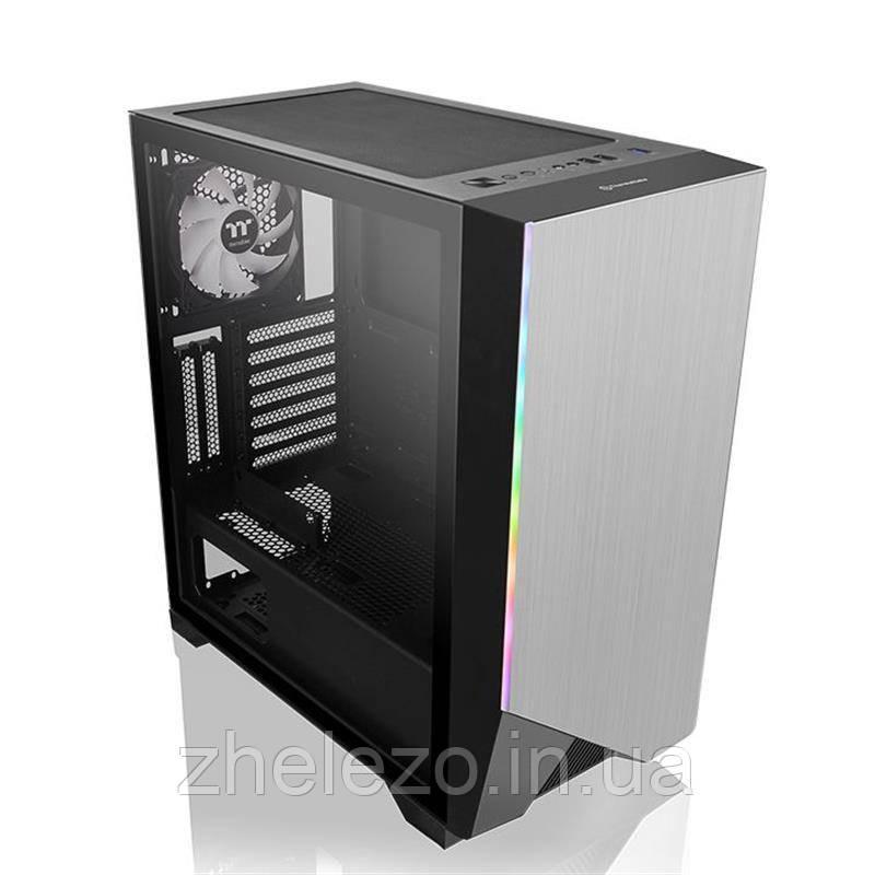 Корпус Thermaltake H550 Tempered Glass Black/Grey (CA-1P4-00M1WN-00) без БП