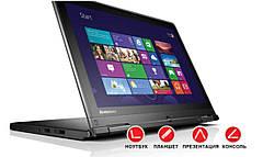 Многорежимный ультрабук для бизнеса 4-в-1 ThinkPad Yoga S100 (i5/8gb), бу