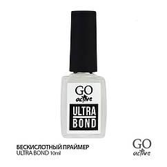 Безкислотний праймер GO ACTIVE Ultra Bond 10 мл