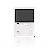 4'' Комплект видеодомофона   M-43 White + D-100C, фото 2