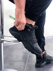 Кроссовки мужские зимние Nike Huarache X Acronym Mid Термо