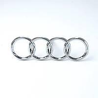 Логотип эмблема Audi 100/A4/A6 180мм (на крышку багажника), фото 1