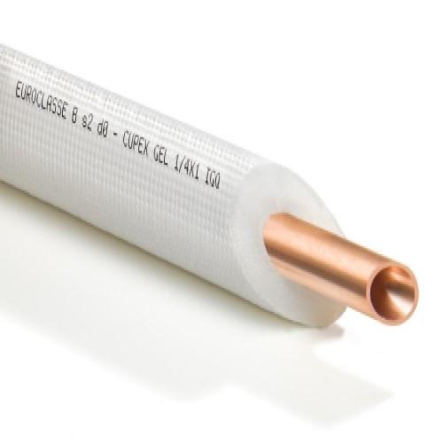 Кондиционерная медная труба в изоляции ZETAESSE CUPEX GEL 5/8 (25м бухта)