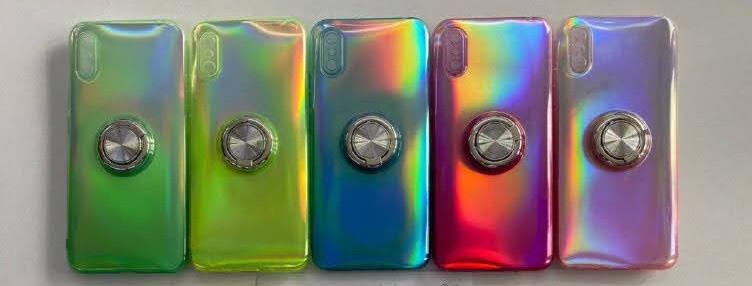 Чехол Neon Ring для Huawei Y6p