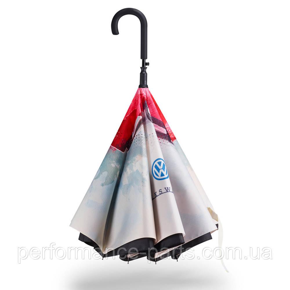 Парасольку тростину VW Regenschirm T1 Motivdruck Schirm Bulli 1H2087600