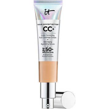CC крем It Cosmetics your skin but better SPF 50+ Medium