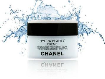 Chanel Hydra Beauty Creme Выравнивающий увлажняющий крем для нормальной и сухой кожи 50 ml