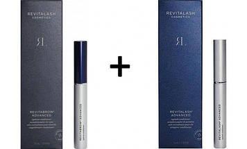 Revitalash Revitabrow для роста бровей 3ml +RevitaLash Eyelash для роста ресниц 3.5 ml