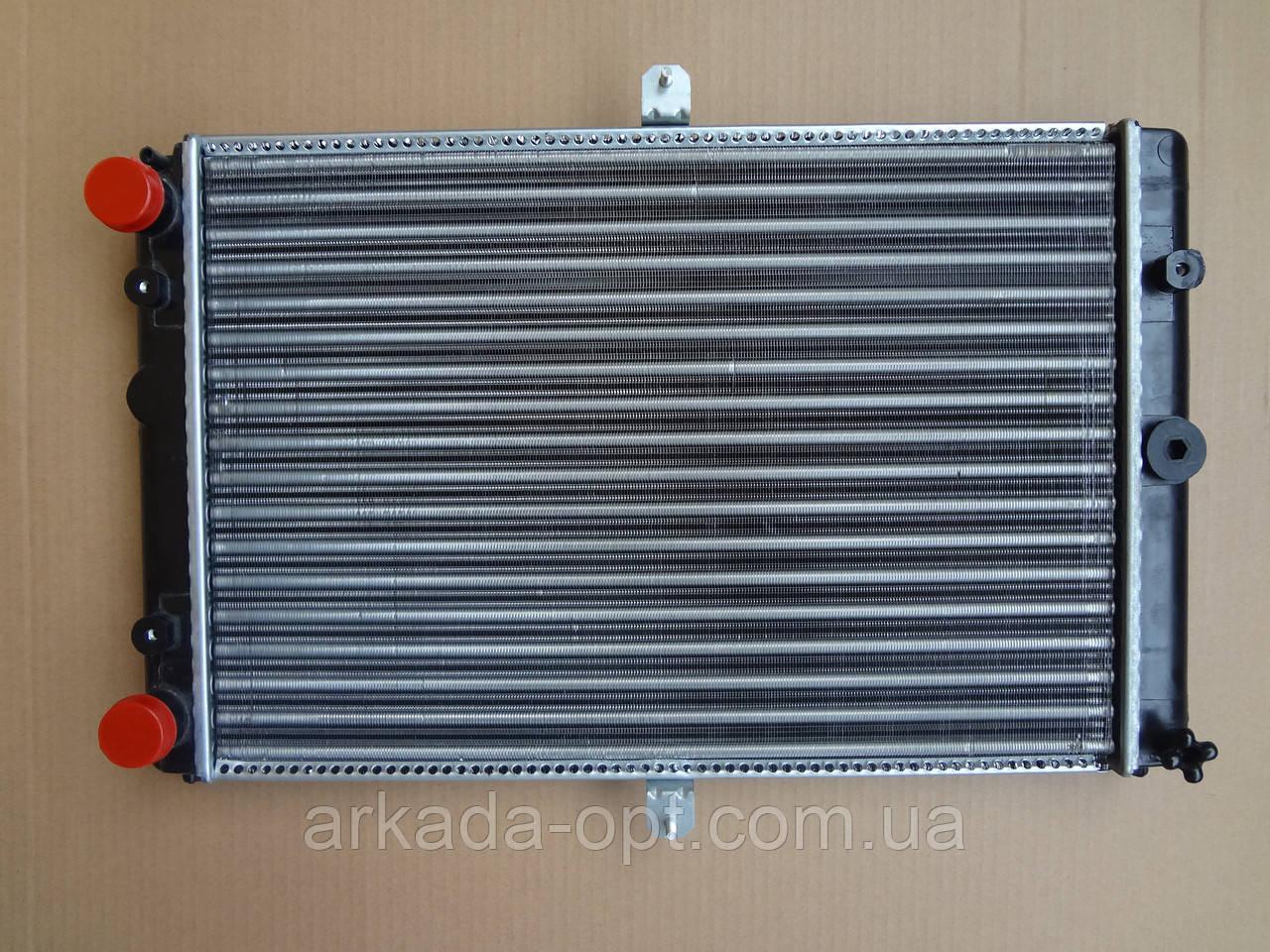 Радиатор охлаждения ВАЗ 2108 2109 21099 2113 2115 Aurora