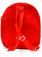 Рюкзак дитячий для дівчинки LOL (червоний), фото 3