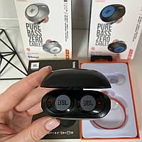 Наушники и гарнитуры Harman JBL вакуумные беспроводные Tune 120 TWS, Bluetooth наушники с микрофоном