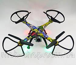 Квадрокоптер Pioneer CD622 c WiFi камерой (коптер дрон с вай фай камерой)