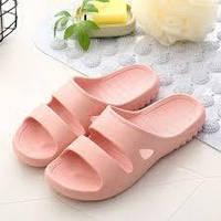 Однотонная летняя женская обувь