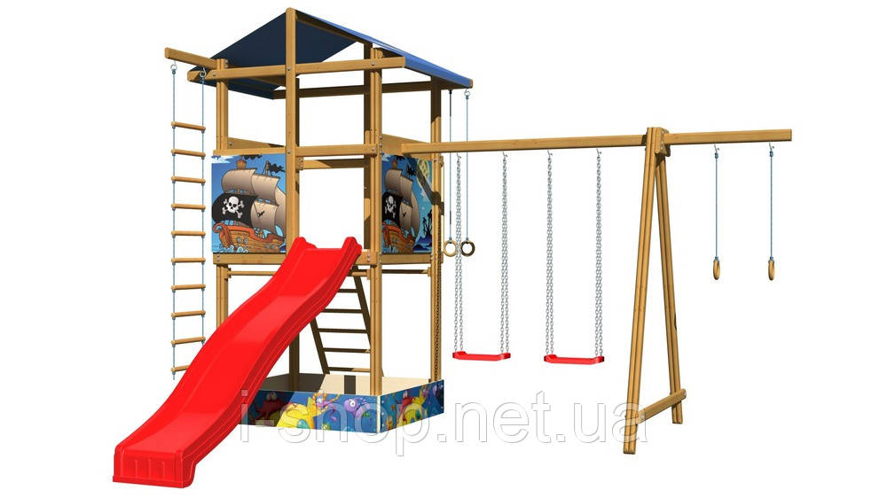 Дитячий майданчик SportBaby-8 SportBaby
