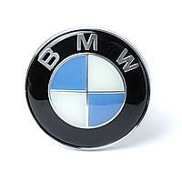 Логотип эмблема BMW 78мм (на багажник), фото 1