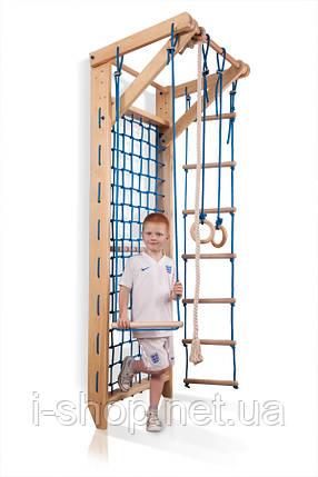 SportBaby Гладиаторская сетка c навесным  «Baby 8 - 220», фото 2