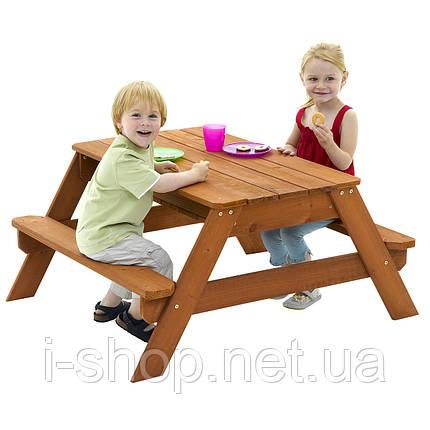 SportBaby Дитяча пісочниця-стіл, фото 2