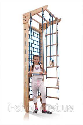 SportBaby Гладиаторская сетка c турником  «Kinder 8 - 240», фото 2