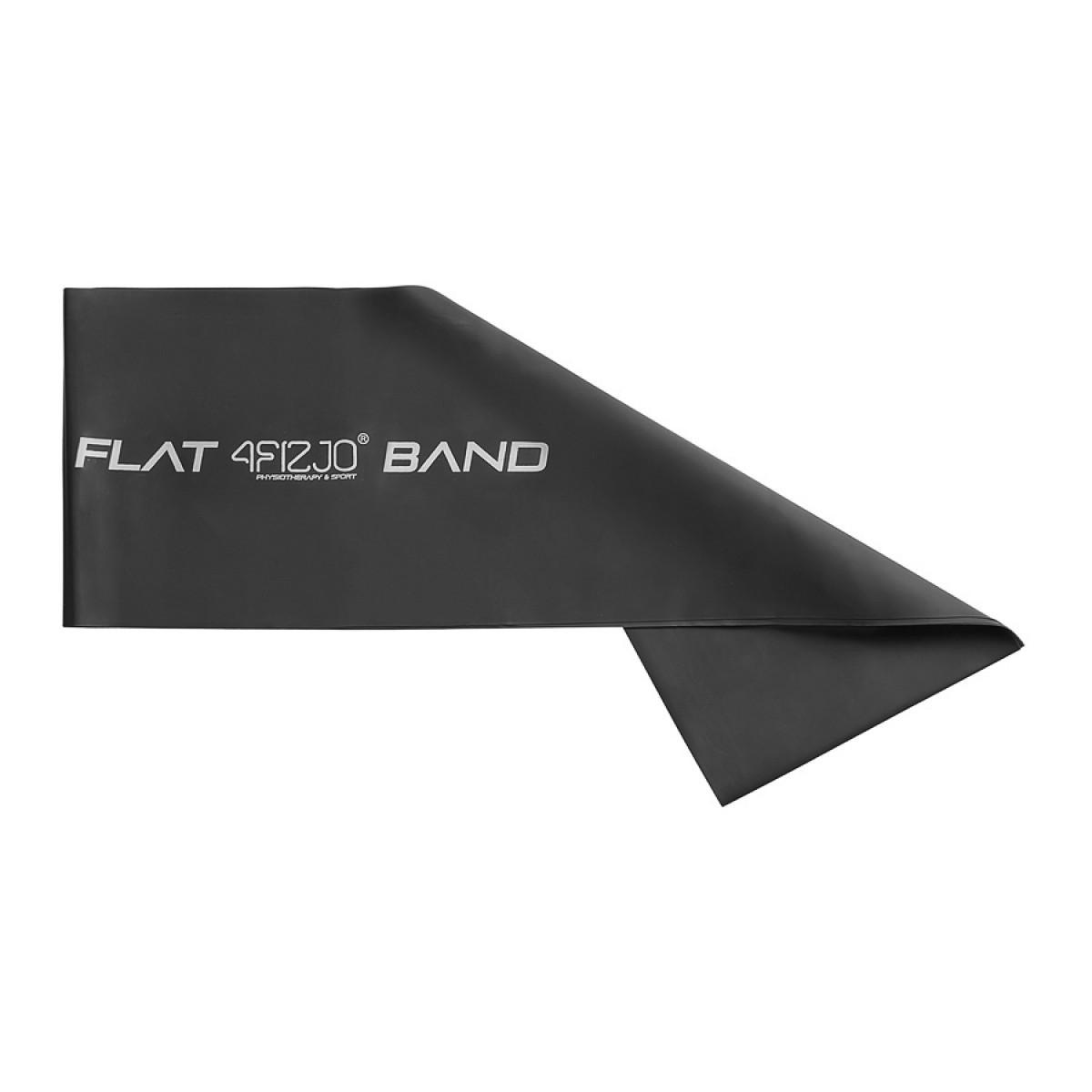 Стрічка-еспандер для спорту і реабілітації 4FIZJO Flat Band 200 х 15 см 12-15 кг 4FJ0007