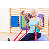 Лента-эспандер для спорта и реабилитации 4FIZJO Flat Band 200 х 15 cм 12-15 кг 4FJ0007, фото 4