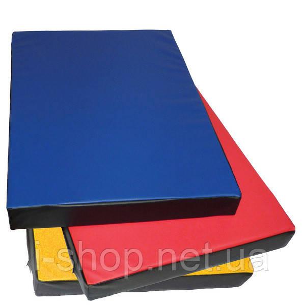 SportBaby Мат гимнастический   Мат 120х120x8 см