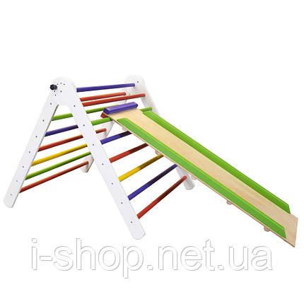 SportBaby Трикутник пиклера від 2 місяців - Колір 80 см з гіркою, фото 2