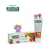 Зубная паста-гель GUM JUNIOR TUTTI FRUTTI (7+), 50 мл