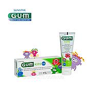 Зубная паста-гель GUM KIDS (2-6), 50 мл