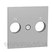 Центральна плата розетки TV / FM алюміній