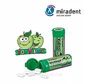 Жевательная резинка для детей с ксилитом Xylitol For Kids Apple (яблоко), 30 шт.