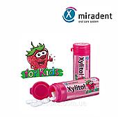 Жевательная резинка для детей с ксилитом Xylitol For Kids (клубника), 30 шт.