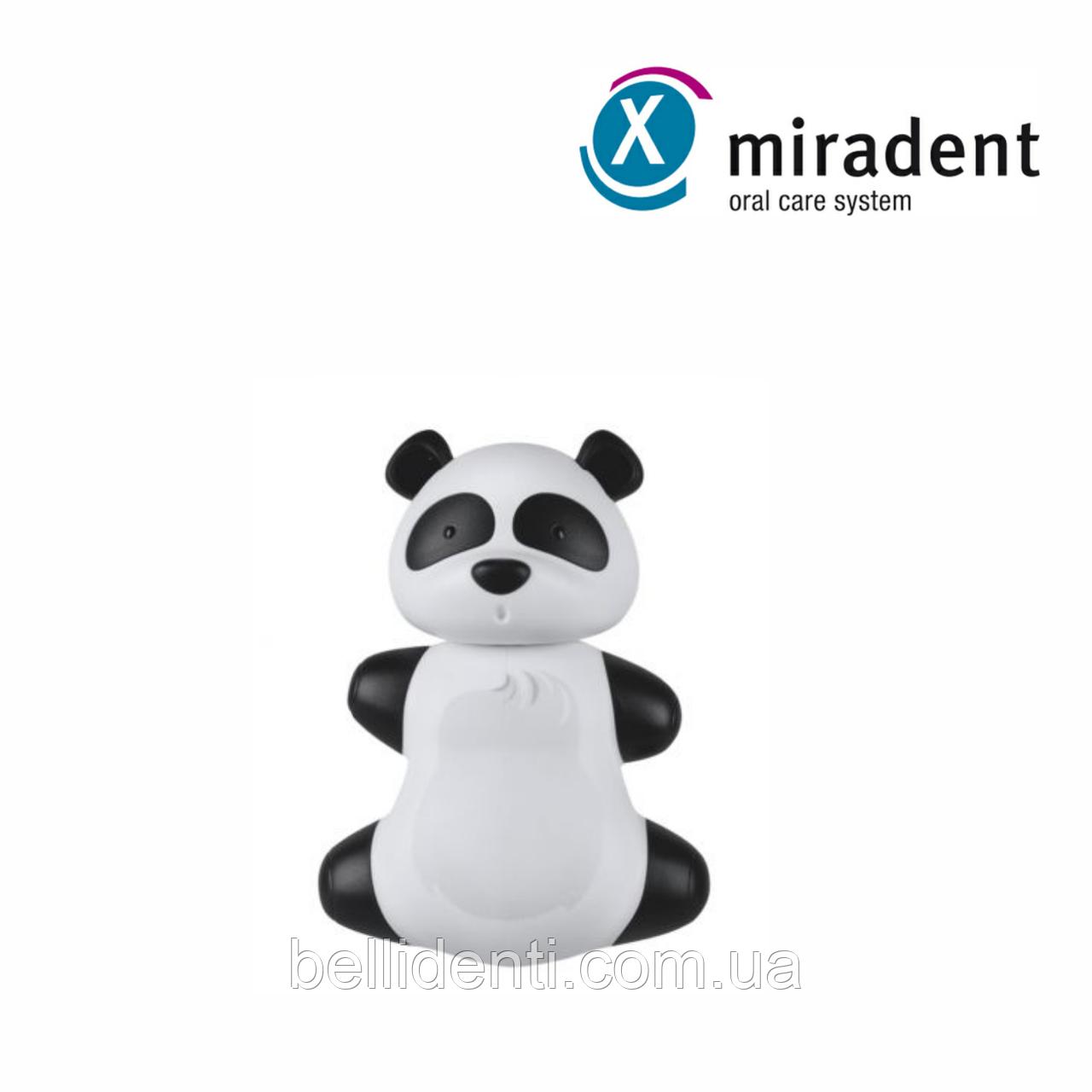 Гігієнічний футляр miradent Funny Animals, панда