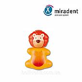 Гигиенический футляр miradent Funny Animals, лев