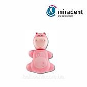 Гигиенический футляр miradent Funny Animals, бегемот
