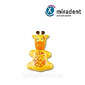 Гигиенический футляр miradent Funny Animals, жираф