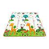 Розвиваючий дитячий килимок двосторонній 4FIZJO KIDS 180 x 180 x 1 см 4FJ0161, фото 5