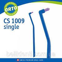 Зубная щетка Curaprox монопучковая для брекетов CS 1009, 1 шт, фото 1