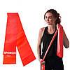 Стрічка-еспандер для спорту і реабілітації Springos Flat Band 5 шт 200 х 15 см 1-8 кг PB0018, фото 6