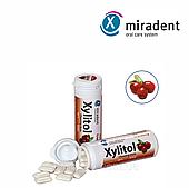 Жевательная резинка с ксилитом Xylitol Cranberry (клюква), 30 шт.