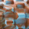 Масажний ролик (валик, роллер) Springos Mix Color 33 x 14 см FR0011, фото 7