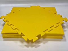 Детский пазл Спорт НХ 10мм 480х480см (желтый)