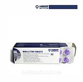 Таблетки для выявления зубного налету Mira-2-Ton, 50 шт