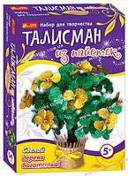"""Талисман из паеток """"Дерево багатства"""" 15100055Р, 4741"""