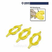 Капы для минерализации зубов Mirafluor Tray  (medium), средние, 50 шт.