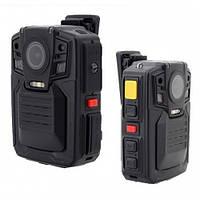 Полицейский нагрудный видеорегистратор Protect R-02A 64 gb