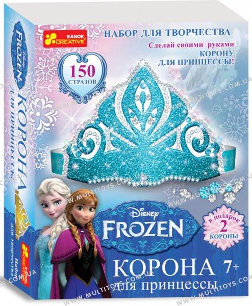 """Корона для принцеси """"Фрозен"""" 14162023Р, 8090 - Товары для всей семьи ОПТОМ в Днепропетровской области"""