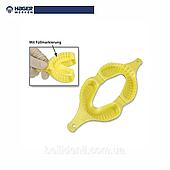 Капы для минерализации зубов Mirafluor Tray (large), большие, 1 шт.