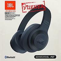 Наушники беспроводные JBL E65BTNC Bluetooth, Blue, ОРИГИНАЛ!